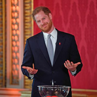 The Duke of Sussex. PA Photo