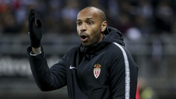 Thierry Henry. Photo: Getty