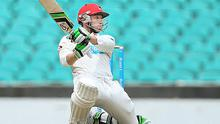 Philip Hughes, who has died after being hit on the head with a cricket ball during a Sheffield Shield game