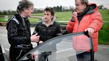 'Top Gear' team: James May, Richard Hammond and Jeremy Clarkson