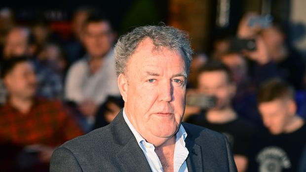 Jeremy Clarkson attending a launch event and screening of The Grand Tour Series 3 screening at The Brewery, London. (Ian West/PA)
