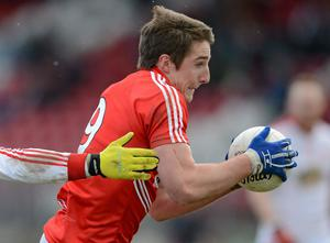 Cork's Aidan Walsh has been one of the league's most impressive performers