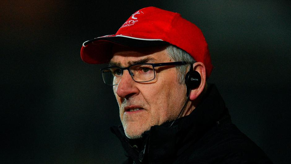 Mickey Harte is the new Louth manager. Photo: Sportsfile