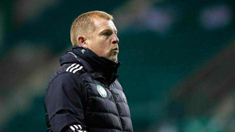 Celtic manager Neil Lennon. Photo: Andrew Milligan/PA Wire