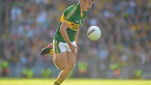 James O'Donoghue will be out of action for up to six months with a shoulder injury