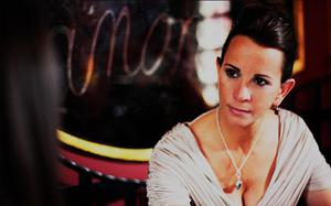 Tricked: Andrea McLean unwittingly starred in the scam movie Landscape of Lies