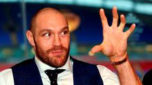Tyson Fury signed up for a rematch with Wladimir Klitschko rather than a bout against the IBF's mandatory challenger, another Ukrainian in Vyacheslav Glazkov.