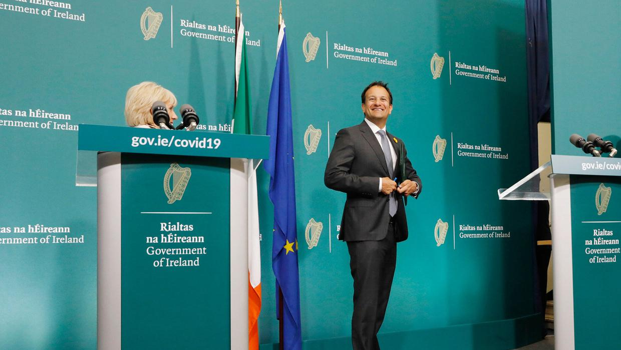 Kevin Doyle: 'Varadkar's fast-track approach to easing Covid-19 restrictions could put us in a speed wobble and make us hit the brakes'