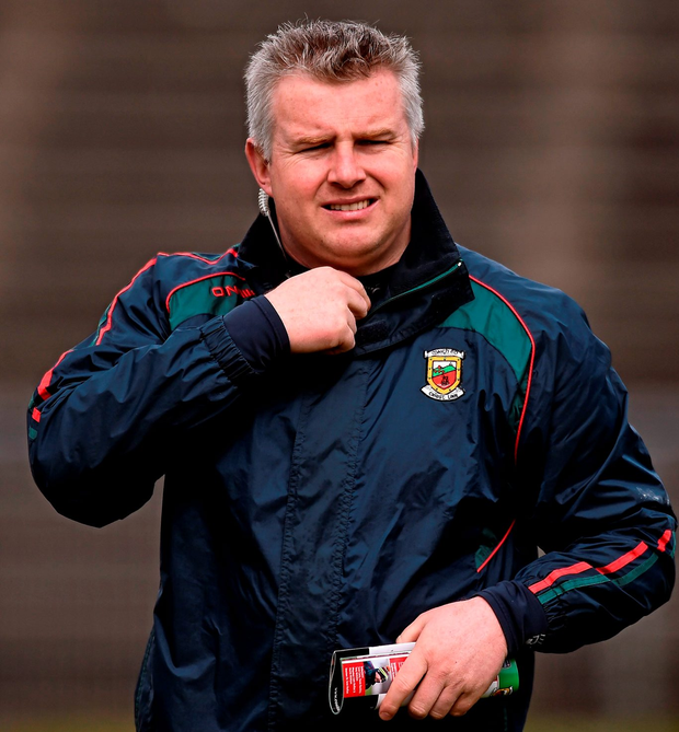 New Mayo manager Stephen Rochford Photo: David Maher / SPORTSFILE