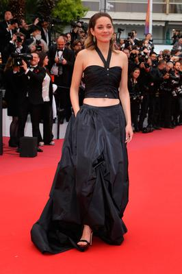 """Marion Cotillard attends the screening of """"La Belle Epoque"""" during the 72nd annual Cannes Film Festival on May 20, 2019 in Cannes, France. (Photo by Vittorio Zunino Celotto/Getty Images)"""