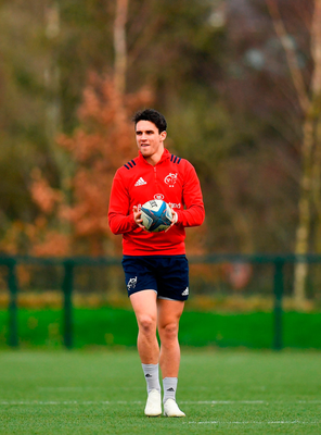 Joey Carbery is in top form for Munster. Photo by Seb Daly/Sportsfile
