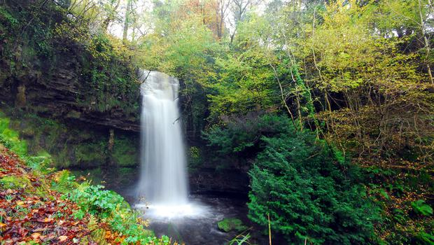 Glencar Waterfall, Co. Leitrim