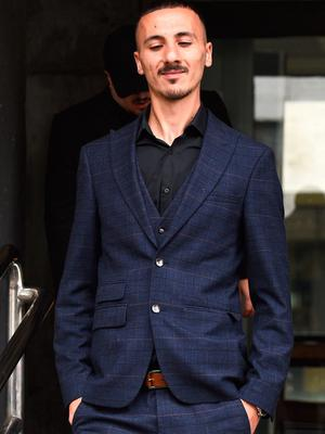 File photo dated 06/09/19 of Ferhat Ercun arriving at Highbury Corner Magistrates' Court in London. Photo: Kirsty O'Connor/PA Wire