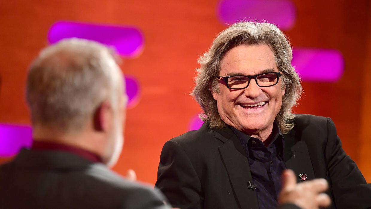 Goldie Hawn Hated The Beard I Grew For The Hateful Eight Says Kurt Russell Independent Ie