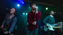 Fontaines DC are curating Tuesday's benefit gig at the Olympia Theatre