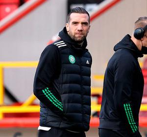 Shane Duffy's performances at Celtic have been criticised. Photo: PA