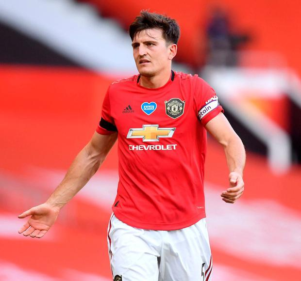 Harry Maguire is ready to go back to his old club for a vital Premier League clash