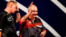 Phil Taylor in sparkling form as he moves into the PDC World Championship semi-finals