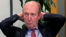 Transport Minister Shane Ross. Photo: Gareth Chaney, Collins