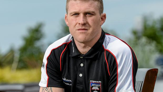 Sligo's Johnny Martyn looks set to miss the next two months due to a ligament issue.