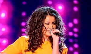 Claudia Rose Long on The Voice UK