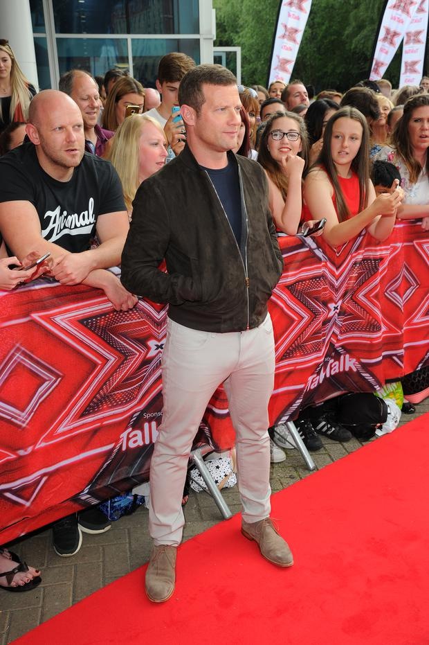 Dermot O'Leary has been reinstated in his role on XFactor believed to be worth £8m (€9.2m)