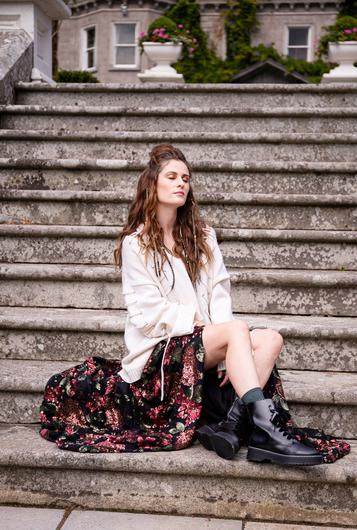 Madeline Mulqueen by Taine King for Weekend magazine