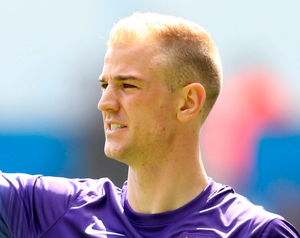 File photo dated 15-05-2016 of Manchester City goalkeeper Joe Hart. PA Photo. Issue date: Tuesday August 18, 2020. Former England goalkeeper Joe Hart has signed for Tottenham, the Premier League club have announced. See PA story SOCCER Tottenham. Photo credit should read David Davies/PA Wire