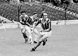 Eddie Keher (pictured) and Henry Shefflin played in different times but their talent would have graced any era