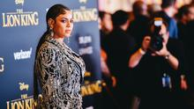 """Beyoncé attends the premiere of Disney's """"The Lion King"""" at Dolby Theatre on July 09, 2019 in Hollywood, California. (Photo by Matt Winkelmeyer/Getty Images)"""