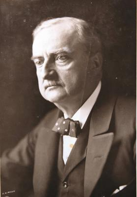 Photographed is John Redmond (Picture: Mary Browne)