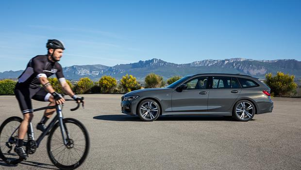 Practical: BMW's 3-Series Touring ticks a lot of boxes
