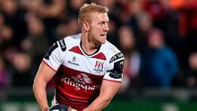 Olding could make his debut for Brive against Connacht in a pre-season friendly this weekend. Photo: David Fitzgerald/Sportsfile