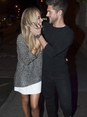 Madly in love Made in Chelsea couple Nicola Hughes & Alex Mytton
