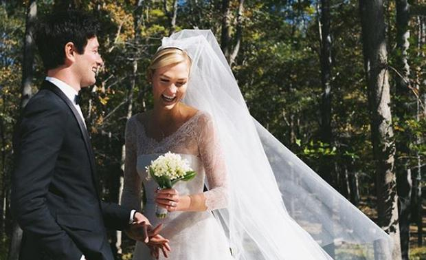Karlie Kloss and Joshua Kushner have 'been through a lot'
