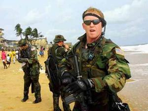 Rob O'Neill - the man who shot Osama bin Laden