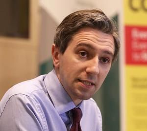 Minister for Health Simon Harris. Photo: Leah Farrell/RollingNews.ie