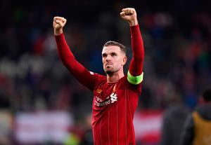 Liverpool captain Jordan Henderson has been named the Football Writers Association Footballer of the Year. John Walton/PA Wire.