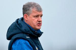 Just prior to Christmas, Roscommon manager Kevin McStay estimated the cost of running a county team at €15,000 per week. Photo: Piaras Ó Mídheach/Sportsfile