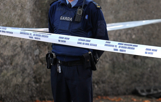 Some 20 homes linked to gangland criminals were raided by 100 armed officers and unarmed uniformed gardaí. Stock picture