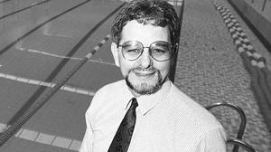 George Gibney pictured in 1989