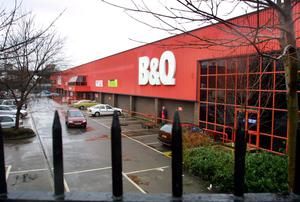 B&Q is one of the companies owned by Kingfisher