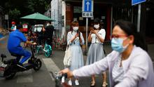 While China maintains its latest outbreak in Beijing is under control, other large emerging economies, including Brazil, India and Indonesia, continue to see cases soar. Photo: Reuters/Thomas Peter