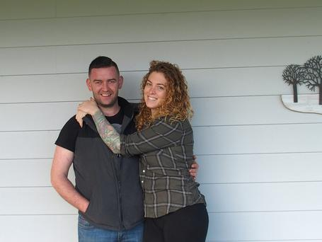 Stephen Cullen from Sligo moved Down Under after meeting his Australian fiancee at the All Ireland Sheep Shearing Championships last year