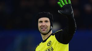 Petr Cech has swapped Chelsea for Arsenal