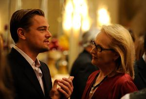 Actors Leonardo DiCaprio and Meryl Streep have been tipped to pick up awards at the Oscars this week
