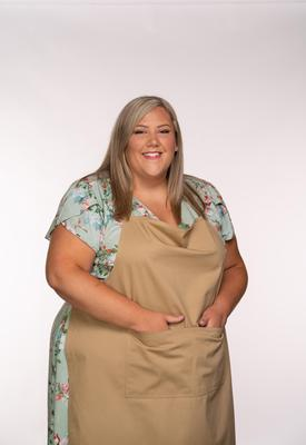 Baker Laura will star in the latest series of The Great British Bake Off (C4/Love Productions/Mark Bourdillon)