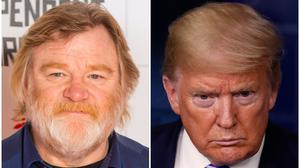 Brendan Gleeson transforms into Donald Trump in the first teaser for TV drama The Comey Rule