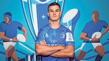 Leinster captain Johnny Sexton at yesterday's EPCR (European Professional Club Rugby) season launch for the European Champions Cup in Cardiff. Photo: Gareth Everitt/Sportsfile