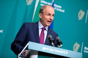 Taoiseach Micheál Martin wants a GAA Championship this             year. Photo: Julien Behal Photography/PA Wire